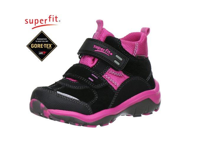 Detská obuv goretexová Superfit 7 00239 02