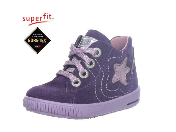 Detská obuv Gore-texová Superfit 7 00346 54