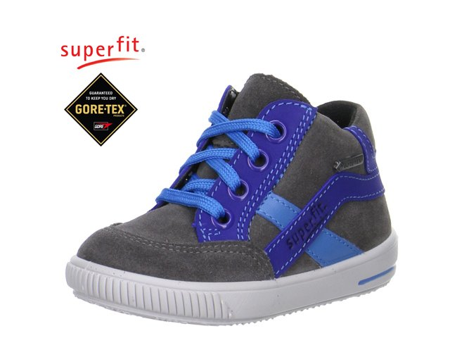 Detská obuv Gore-texová Superfit 7 00348 05
