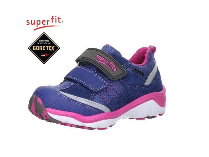 Detská obuv Gore-texová Superfit 7 00238 88