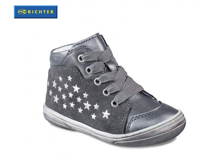 Celoročné detské topánky Richter 0322 833 9600
