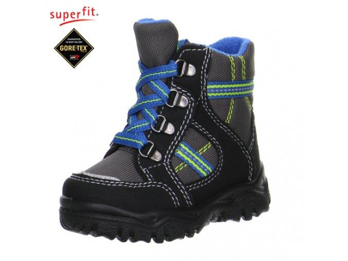 Detská obuv zimná goretexová Superfit 7 00042 02