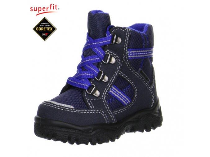 Detské zimné Goretexové topánky Superfit 7 00042 80