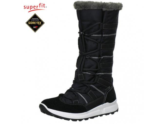 Detská obuv zimná goretexová Superfit 1 00157 00