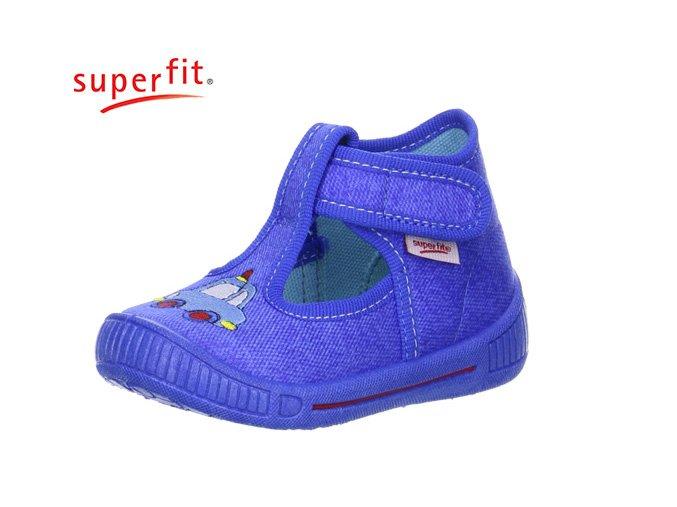 Detské chlapčenské papučky Superfit 0 00252 84
