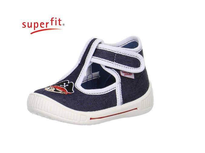 Detské chlapčenské papučky Superfit 0 00252 80
