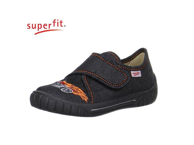 Detské chlapčenské papučky Superfit 0 00278 00