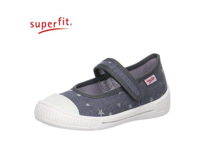 Detské plátené papučky Superfit 0 00261 02