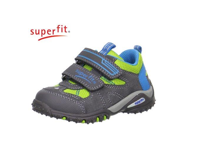 Detská obuv športová Superfit 0 00233 07