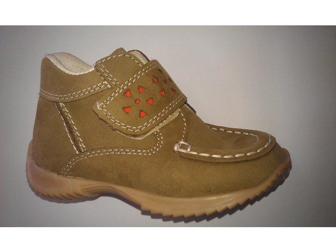 Detská obuv celoročná Slovobuv 520015 - CENA PO ZĽAVE 30%, UŠETRÍTE  8,88 EUR
