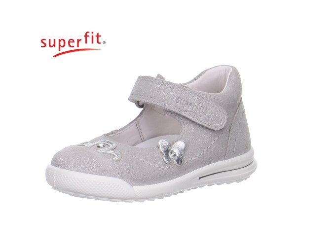 Dievčenská celokožená vychádzková obuv 0 00373 16