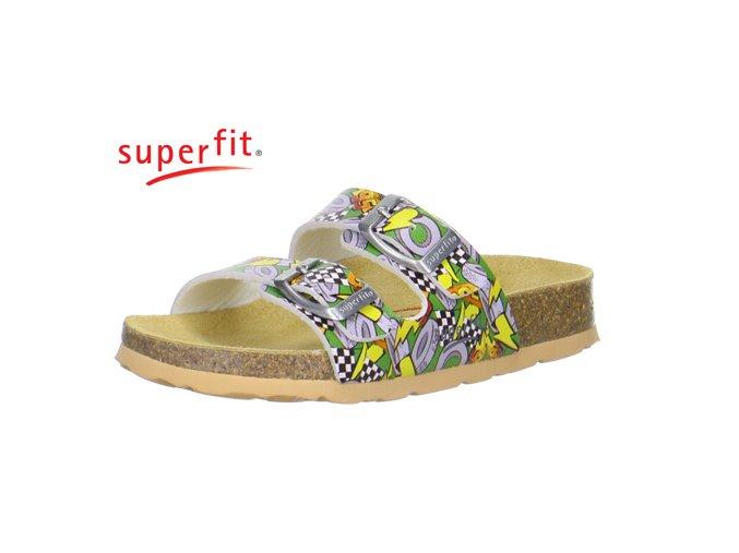 Detské šlapky Superfit 0 00111 09