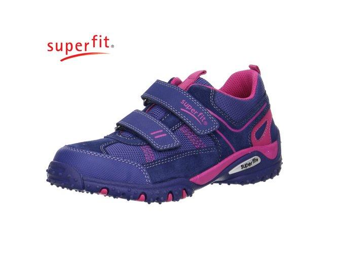 Detská obuv športová Superfit 0 00224 89
