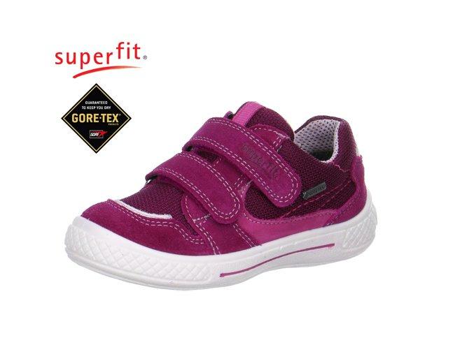 Detská obuv celoročná goretexová Superfit 0 00102 37