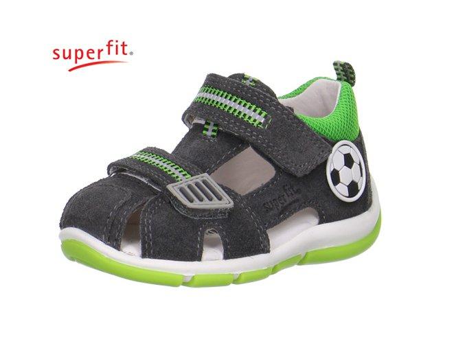 Detské sandálky Superfit 0 00139 07