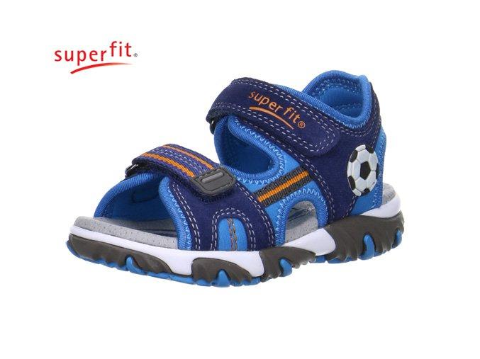 Detská obuv letná Superfit 0 00174 88