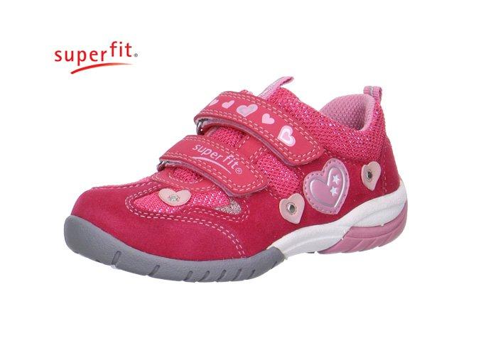 Dievčenská obuv celoročná Superfit 0 00135 63