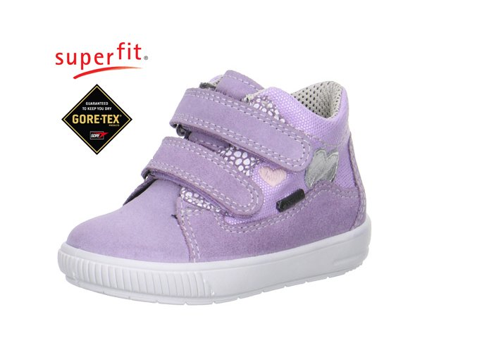 Dievčenská Gore-texová obuv Superfit 0 00358 77