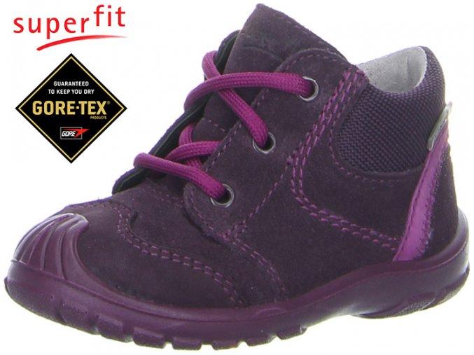 Detská obuv goretexová Superfit 3 00431 67