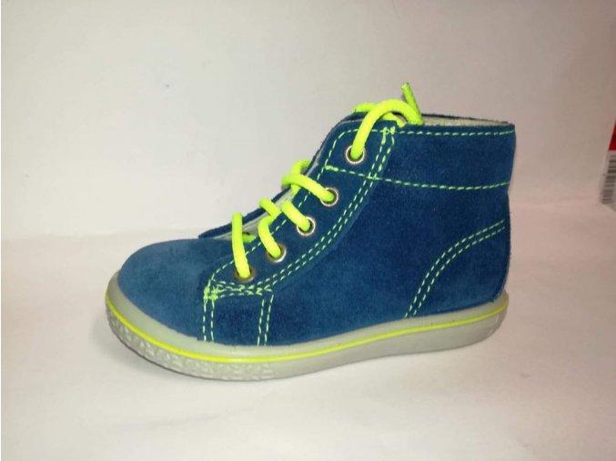 Chlapčenská celoročná obuv Ricosta Zayti 25 23900/149