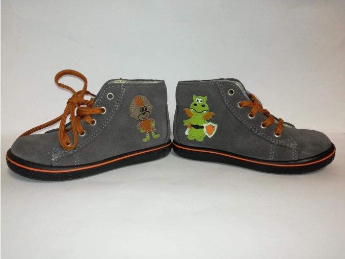 Chlapčenská celoročná obuv Ricosta Jolly 64 25282/462