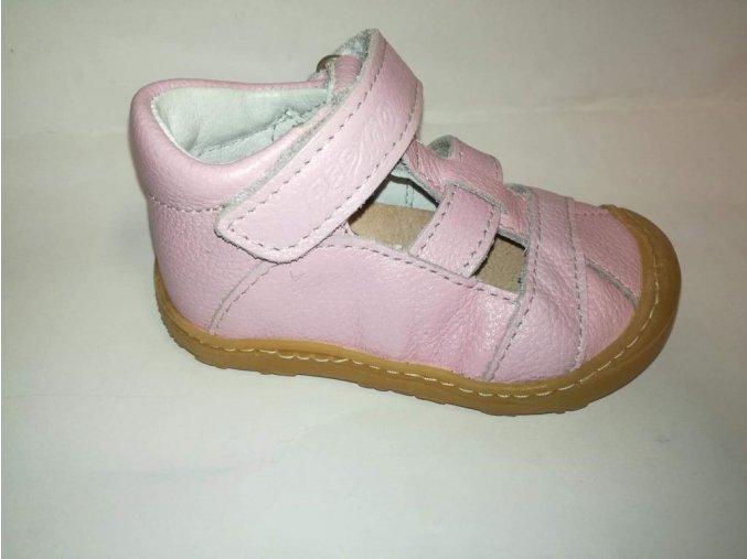 Detské dievčenské sandálky Ricosta Lani 65 12238/328  - CENA JE PO ZĽAVE 20%, UŠETRÍTE 12,32 EUR
