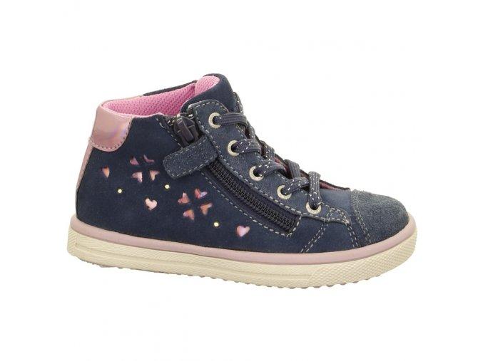 Detská dievčenská kotníková topánka Lurchi by Salamander 33 13630 22