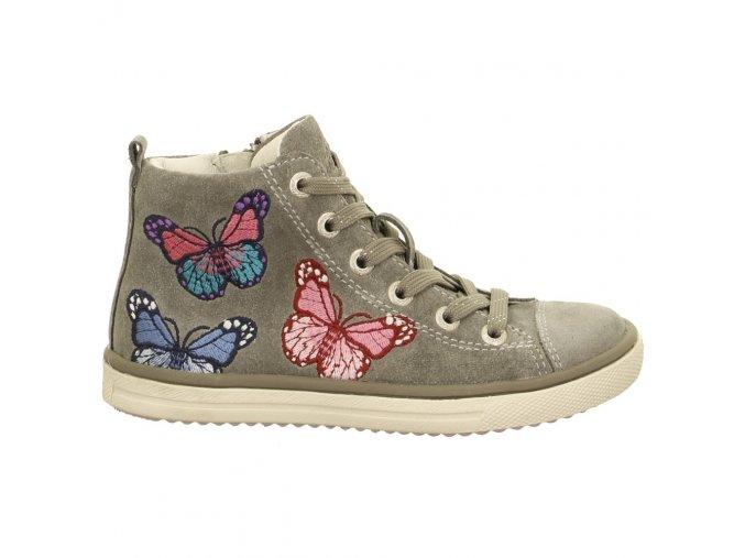Dievčenská kotníková topánka Lurchi by Salamander 33 13639 25