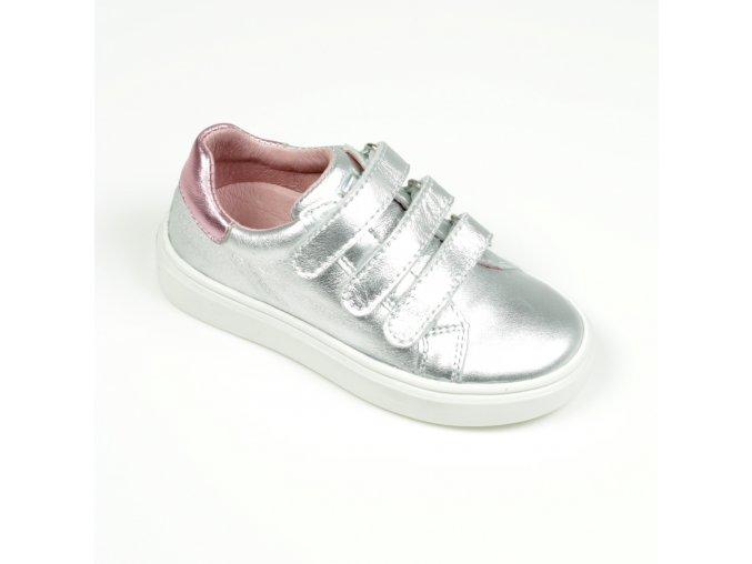 Dievčenská celokožená obuv Richter 3731 341 0201
