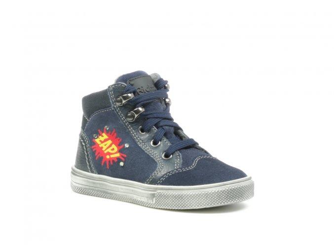 Celoročné blikajúce detské topánky Richter 6547 441 7200