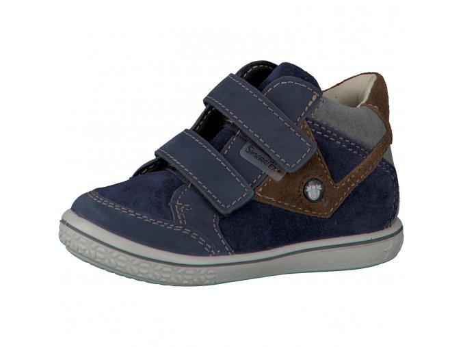 Detské nepremokavé topánky Ricosta KIMO nautic 68 25210/170