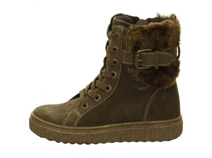 Dievčenské zimné nepremokavé topánky Lurchi by Salamander 33-13209-26
