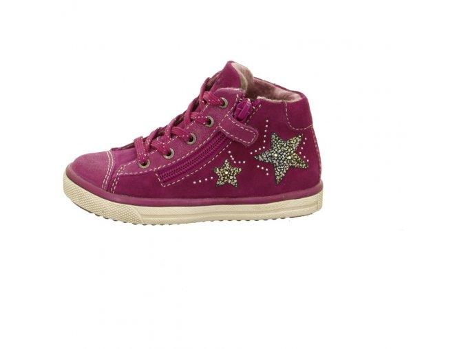 Dievčenská kotníková topánka Lurchi by Salamander 33-13645-32