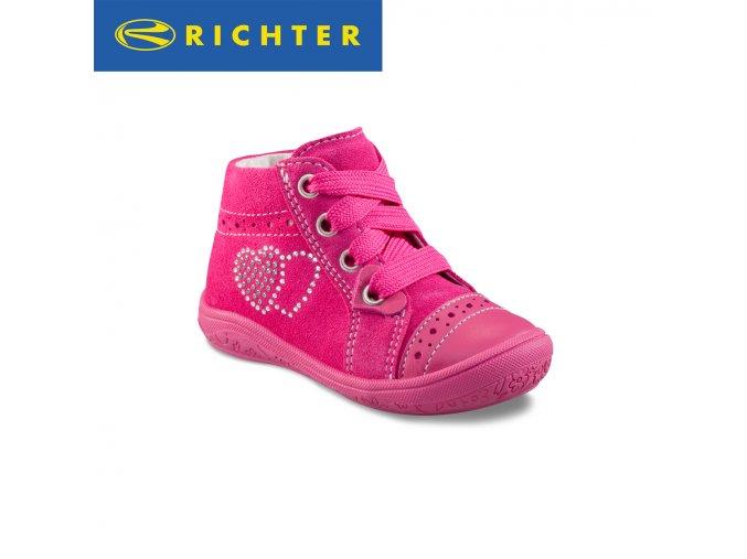Celoročné detské topánky Richter 0221 323 3500