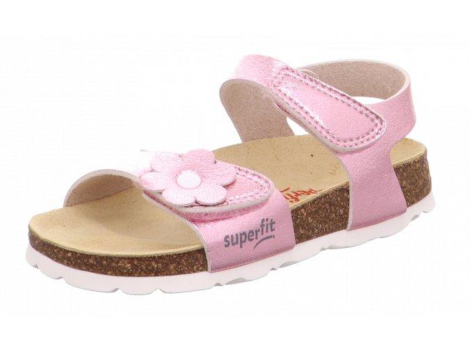 Dievčenská sandálka korková Superfit 6 00118 55