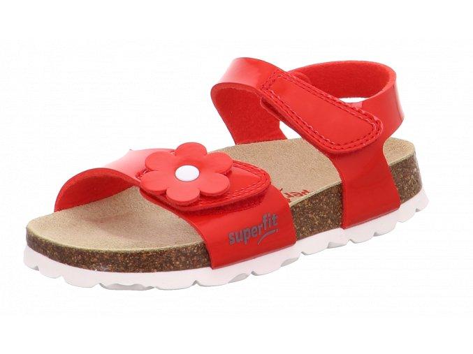 Dievčenská sandálka korková Superfit 6 00118 50