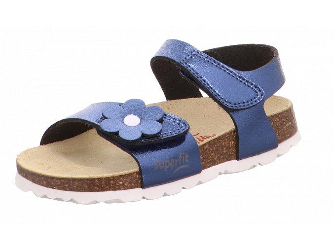 Dievčenská sandálka korková Superfit 6 00118 80