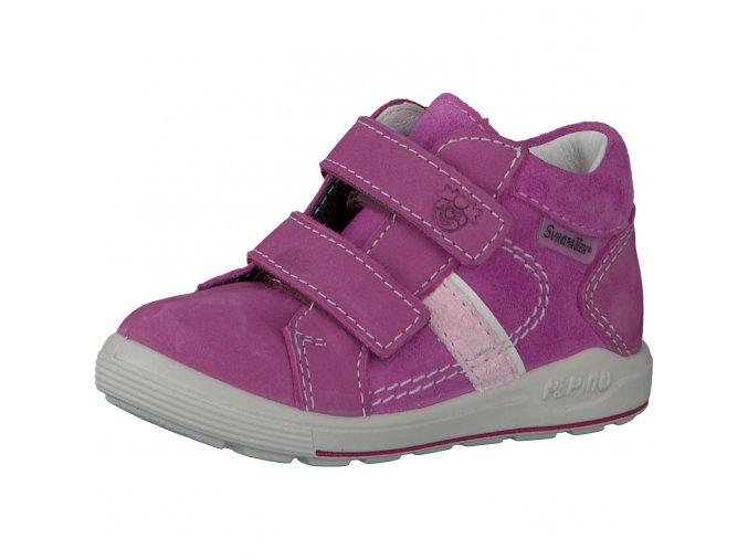 Detské nepremokavé topánky Ricosta laif-candy 69 24201/341
