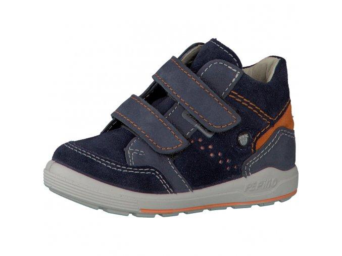 Chlapčenská nepremokavá obuv Ricosta Bene nautic 69 24207/177