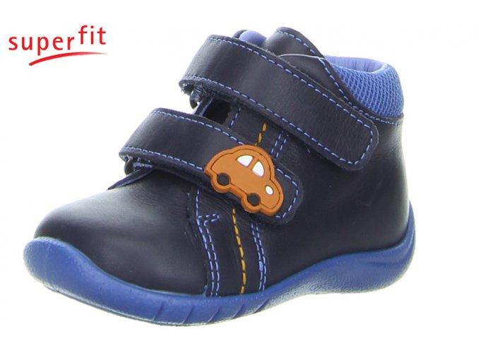 Detská obuv celoročná Superfit 2 00332 81