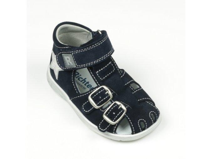 Detské sandálky Richter 2604 541 7200