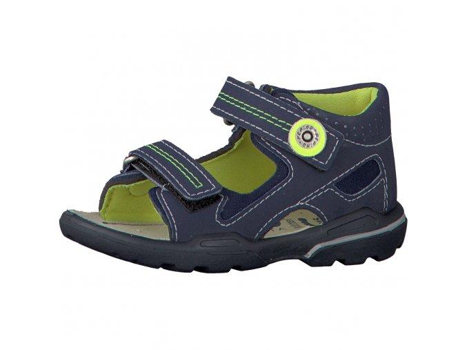 Detské sandálky Ricosta manti ocean 69 32201/181
