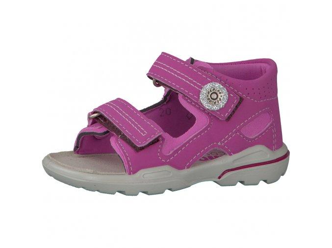 Detské sandálky Ricosta manti candy 69 32215/345