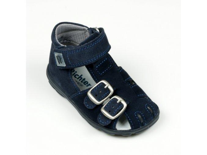 Detská chlapčenská sandálka Richter 2111 541 7200