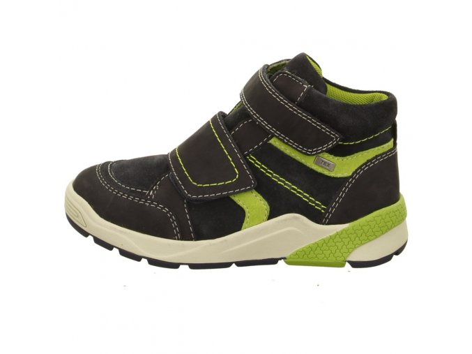 Nepremokavé topánky Atlantic Lurchi by Salamander 33-38002-42