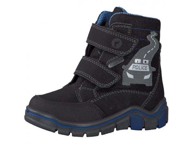 Detské nepremokavé zimné topánky Ricosta 70 52319/090