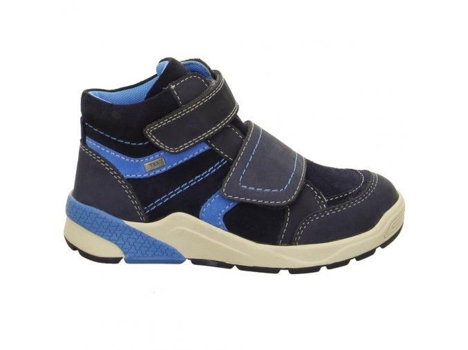 Nepremokavé topánky Navy Lurchi by Salamander 33-38002-22
