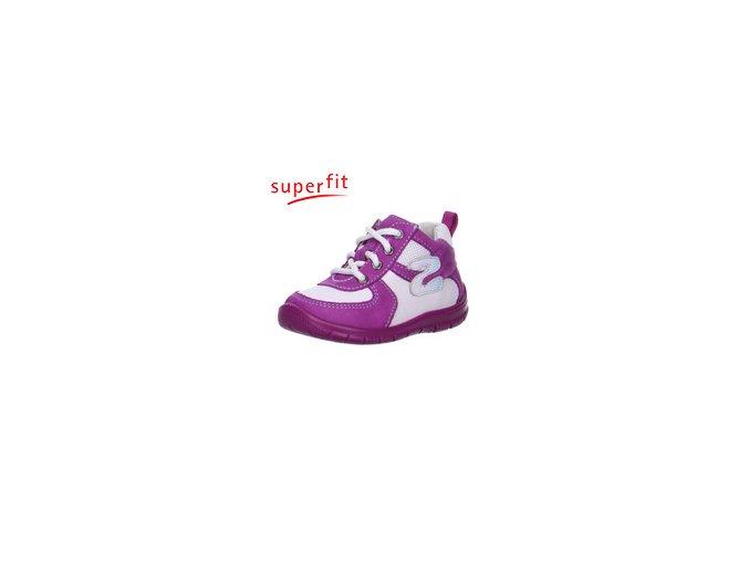 Detské celoročné topánky pre začiatočníkov Superfit 4 00337 74