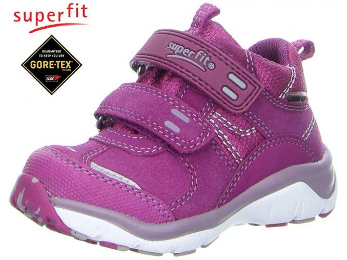 Detská obuv goretexová Superfit 3 00239 73