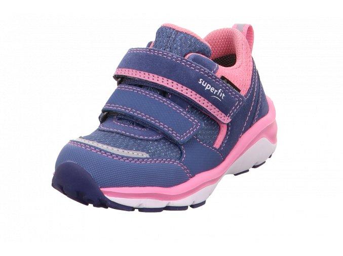 Detské dievčenské GoreTexové topánky Superfit 6 09238 82